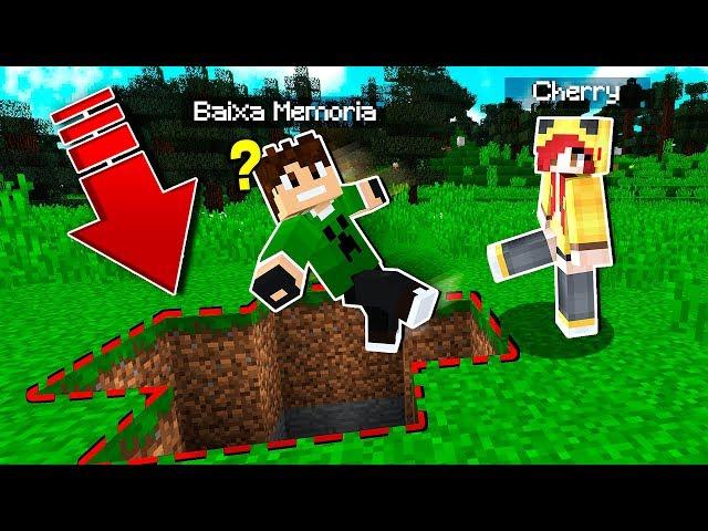 MINHA AMIGA ME TROLLOU !! - Minecraft Lendário #31