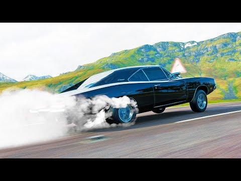 Dodge Charger 1969 из Форсажа - FORZA HORIZON 4. Вилли на Маслкаре в ФОРЗА ХОРАЙЗЕН 4.