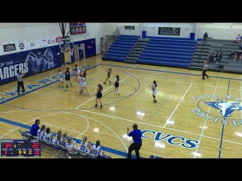 Cole Valley vs. The Ambrose School Freshman Womens' Basketball