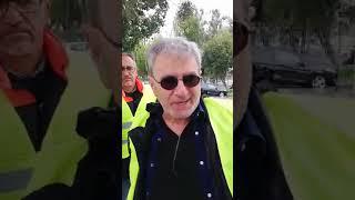 Τα κίτρινα γιλέκα Κύπρου έξω από τη Βουλή