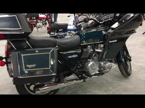 1979 Kawasaki KZ 1300