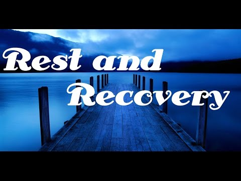 Rest and Recovery: centring, healing, stress relief, Isochronic Tones