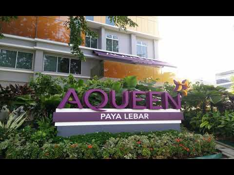 Aqueen Hotel Paya Lebar - Singapore - Singapore