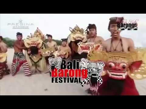 Road to Bali Barong Festival 2016