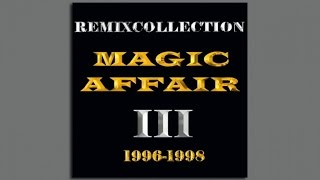 Обложка Magic Affair Night Of The Raven Radio Mix