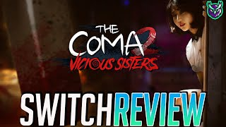 The Coma 2: Vicious Sisters Switch Review - MUCH BETTER! (Video Game Video Review)