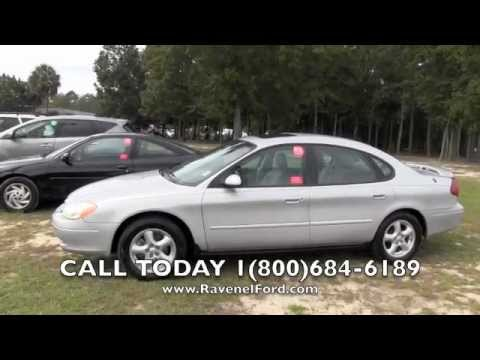 2003 Ford Taurus Ses Review Car Videos Leather Moonroof For Ravenel Charleston Sc