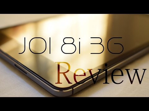 JOI 8i 3G | Unboxing And Quick Review