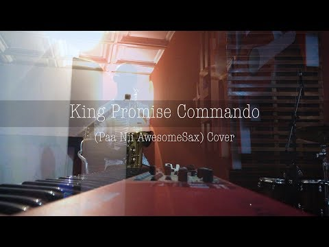king-promise-commando-(paa-nii-awesomesax)-cover