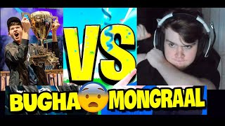1VS1 Mongraal vs Bugha #mongraal #tendencia #bugha #fortnite #1v1