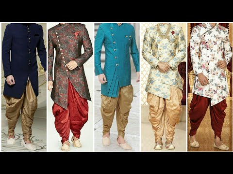 Men Letast & trendy sherwani design || indian wedding sherwani ideas