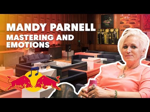 Mandy Parnell talks about Aphex Twin, Mastering for Streaming and Emotion in Music