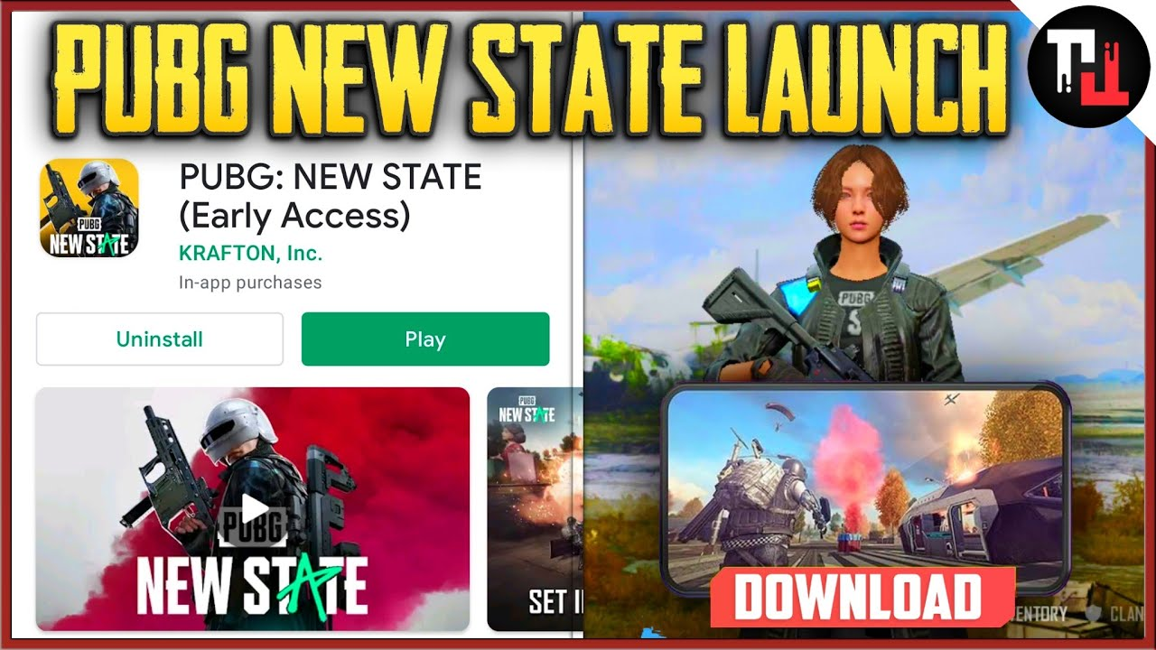 FINALLY PUBG NEW STATE    PUBG NEW STATE BETA VERSION    HOW TO DOWNLOAD PUBG NEW STATE