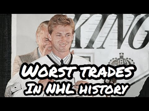 Worst trades in NHL history