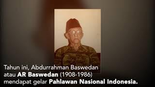 A.R. Baswedan - Pahlawan Nasional Indonesia