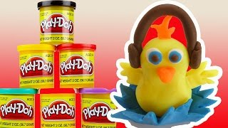 Pulcino Pio (El pollito Pío) come farlo con il Play Doh by DreamBox Toys
