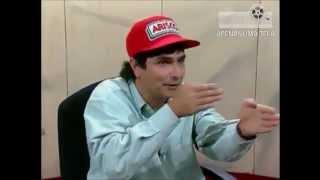 Entrevista - Roda Viva - TV Cultura - Nelson Piquet - Parte 01/06 - 1994-05-02 - APENAS UMA TELA