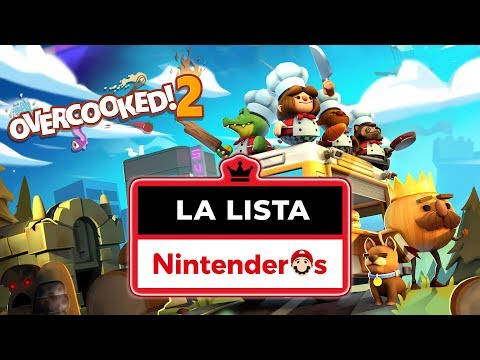 ANÁLISIS/REVIEW | Overcooked! 2 para Nintendo Switch - LA LISTA