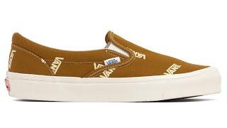 Shoe Review: Vans Vault Origin…