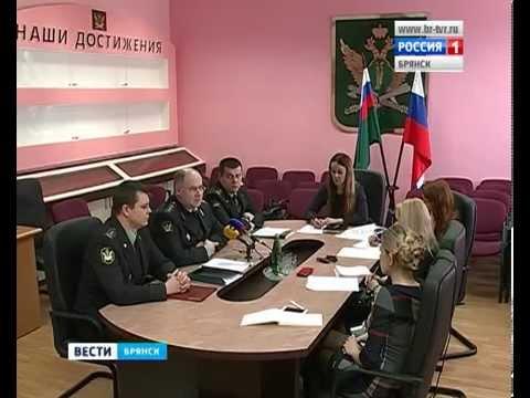Судебные приставы Брянской области подвели итоги работы за прошлый год