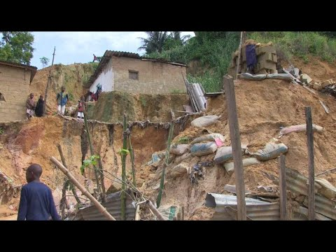 Floods in DR Congo kill at least 44 in Kinshasa