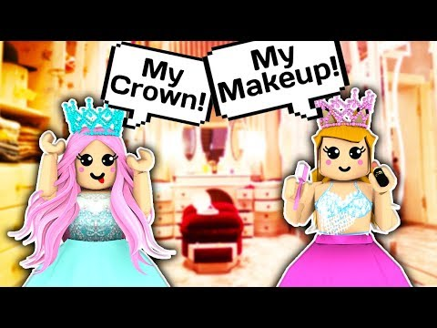 OUR EVERYDAY MORNING ROUTINE AS PRINCESSES 👑  Roblox Royale High School  Roblox Morning Routine