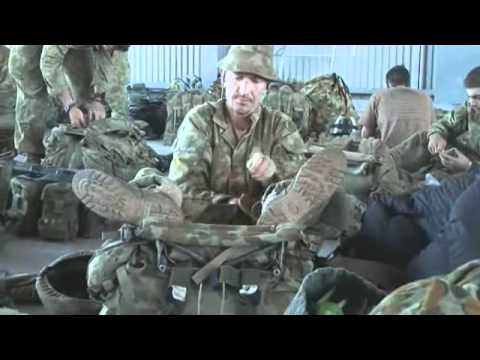 3RAR - Kapyong Warrior