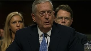 Mattis Says He Can Transition to Civilian Role