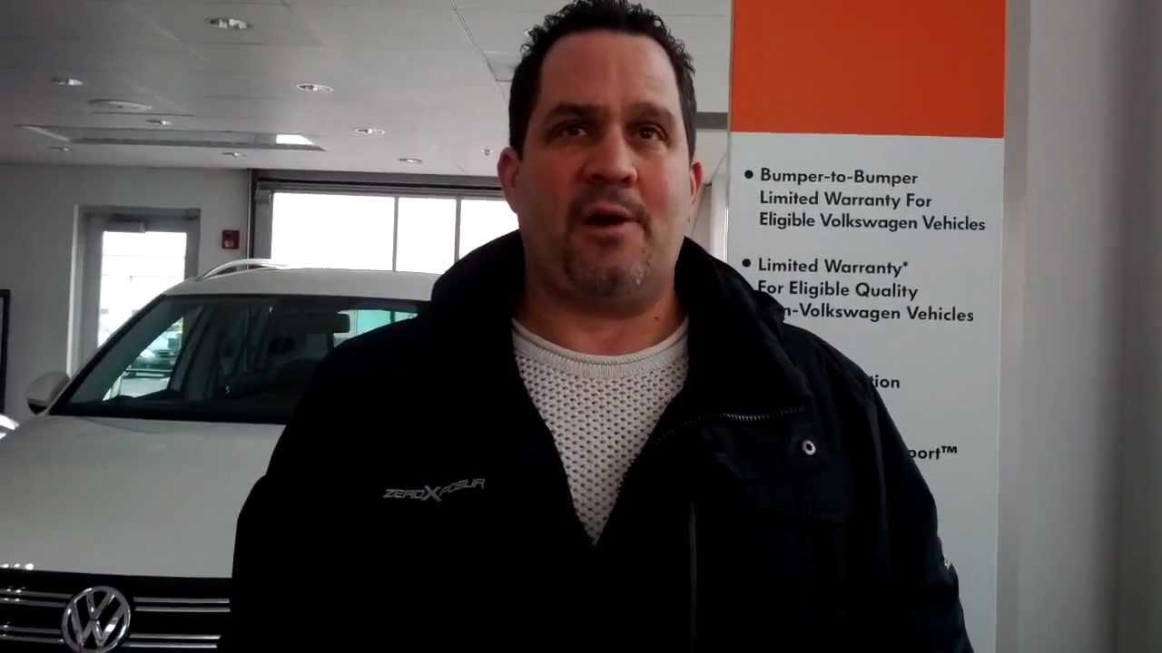 Blind Volkswagen Purchase Elmhurst, IL | Larry Roesch Volkswagen - YouTube