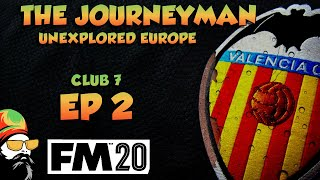 Fm20 - The Journeyman Unexplored Europe - C7 Ep2 - Google Maps - Football Manager 2020