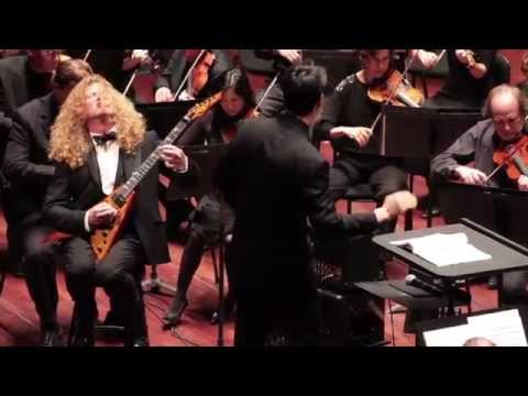 Megadeth - Dave Mustaine & San Diego Symphony Thumbnail image