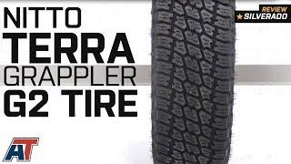 2007-2013 Silverado NITTO Terra Grappler G2 Tire 29