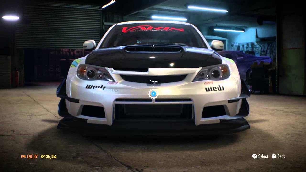 need for speed 2015 subaru impreza wrx sti youtube. Black Bedroom Furniture Sets. Home Design Ideas
