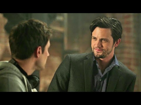 Once Upon A Time 7x08 Henry Meets Lucy's Father - Jacinda Present Nick To Henry In Roni's Scene