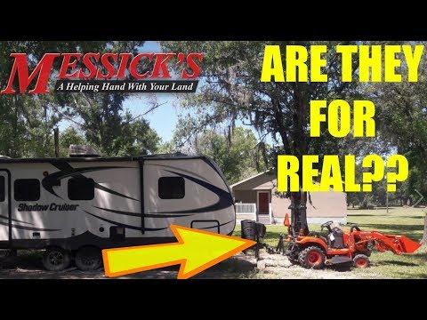 "Are Sub-Compact Tractors ""REAL"" Tractors?? - TMT"