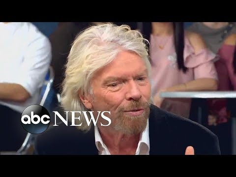 Download Youtube: 'GMA' Hot List: Richard Branson shares advice for how to make a 'positive difference'