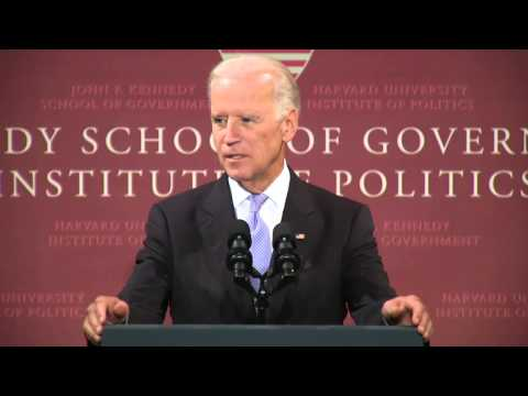 Vice President Biden to Deliver Remarks on Foreign Policy