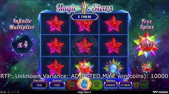 Magic Stars 9  Slot by Wazdan
