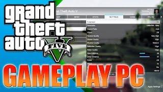 GTA V - GAMEPLAY FILTRADO!!! + Captura de pantalla en HD | ¿FAKE?