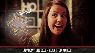 Academy Unboxed - Lena Steinkühler