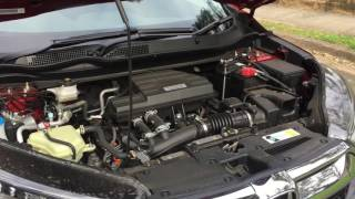 The Pre-Release CR-V at Scotts Honda Artarmon
