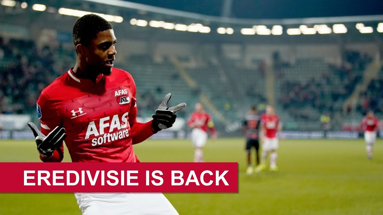 Eredivisie returns   #utraz
