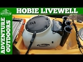 Hobie Outback Livewell ~ Live Bait Fishing Yes!