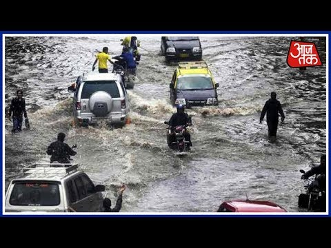Heavy Rains Lash Delhi-NCR, Water Logging In Many Places, Da