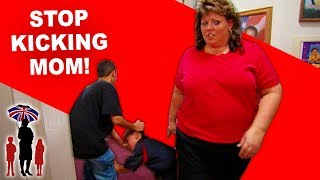 Supernanny | Son Protects Mom From Brother