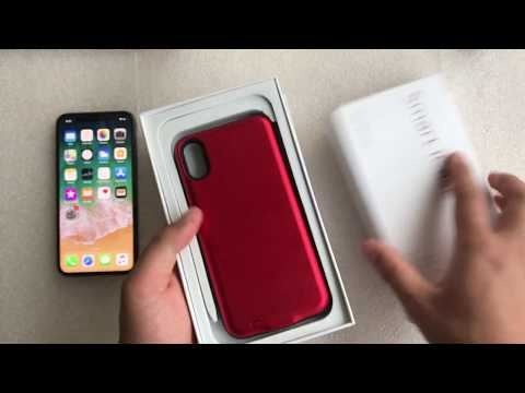 IPhone X 2SIM Dual SIM Dual Standby Case With 3150mAh Power Bank Soyes 7s