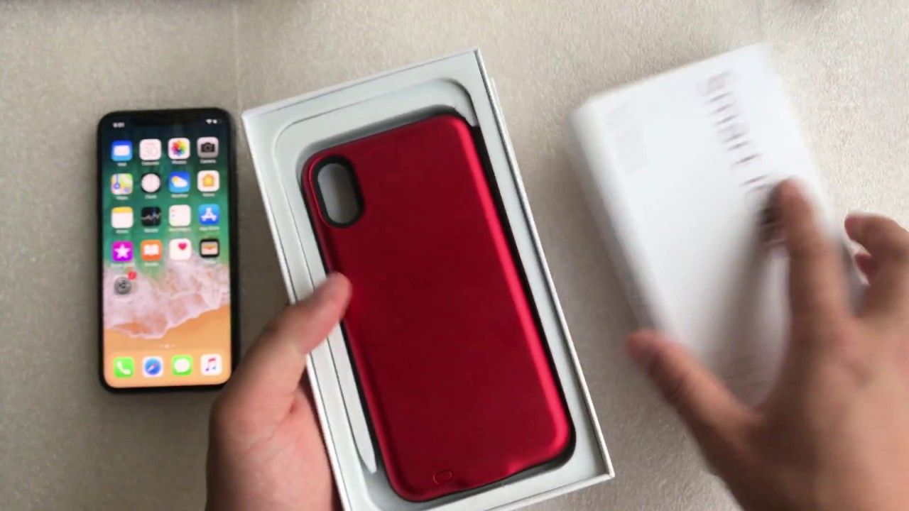buy popular ac544 c7cba iPhone X 2SIM Dual SIM Dual Standby Case with 3150mAh Power Bank soyes 7s