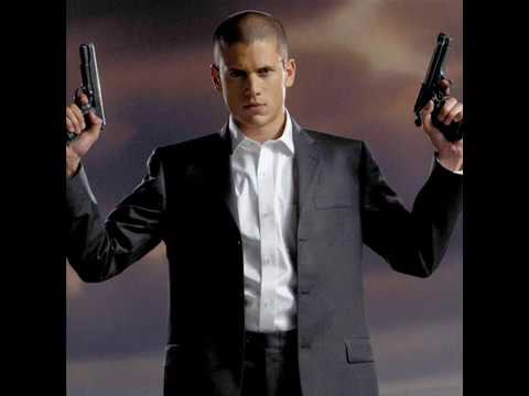 Wentworth Miller-Give it to me music video