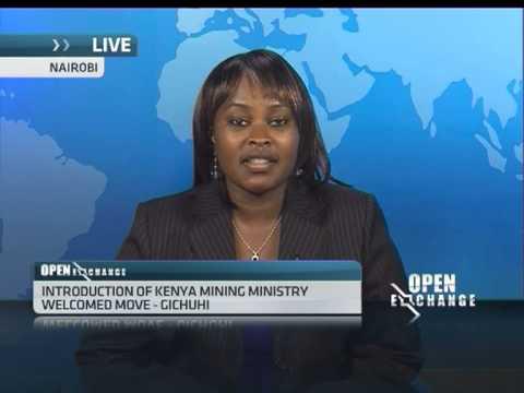 Kenya's New Mining Ministry