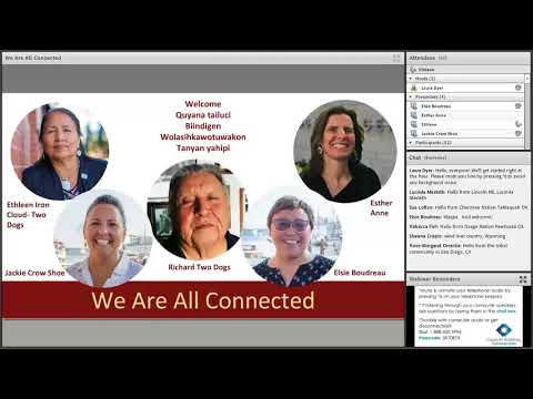 Indigenous Healing: We Are All Connected